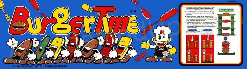 AMU (179) BurgerTime