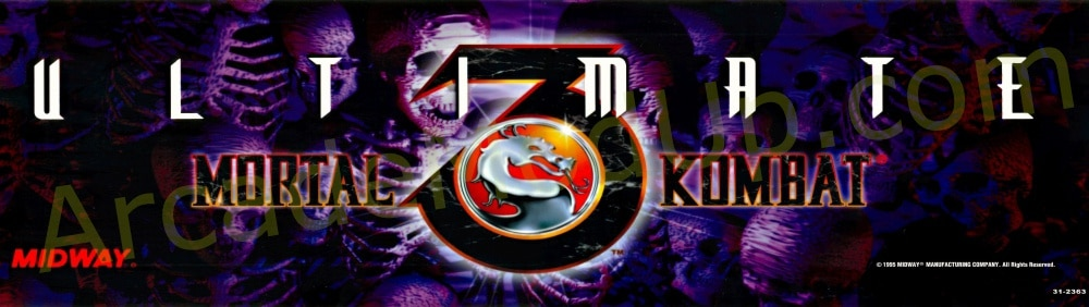 AMU (192) Ultimate Mortal Kombat 3