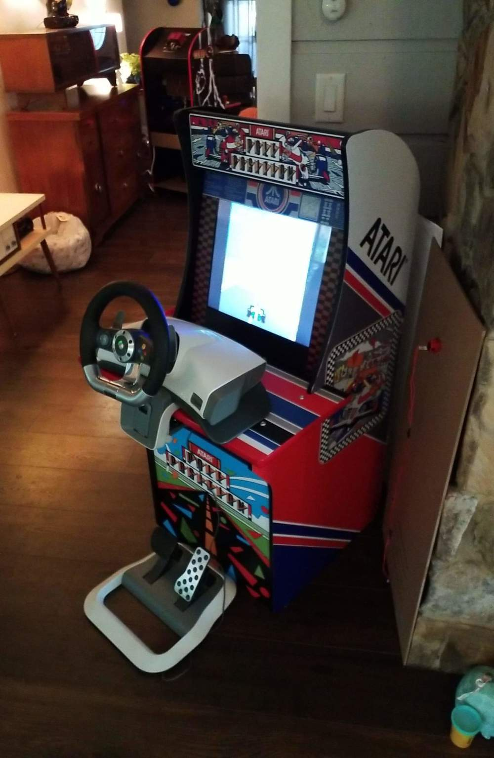 Arcade1Up Graphics Wrap Kit - Top Quality Wraps on the Web