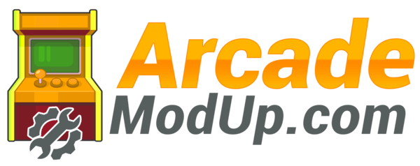 Arcade1Up Light Up Marquee Conversion Kit - ArcadeModUp