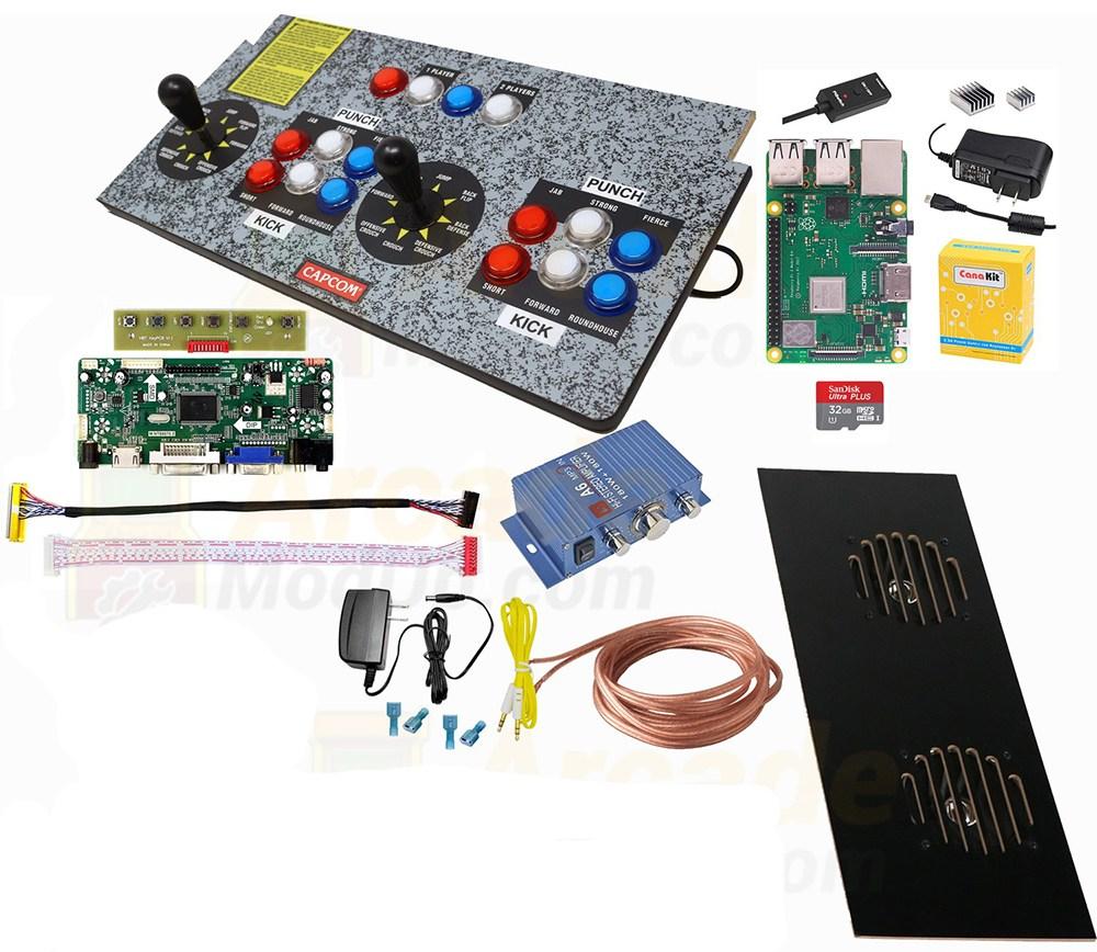 arcade1up mod kit